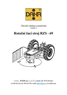 d060221 - návod otava obsluha RZS 69 V3 - ID 32 - K