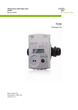 T230 - Landis+Gyr