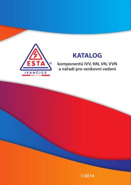 katalog formát PDF