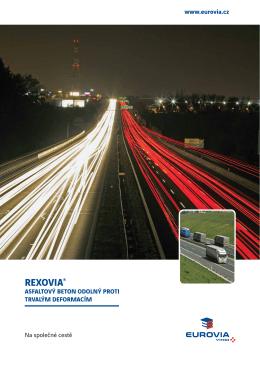 REXOVIA® - Eurovia