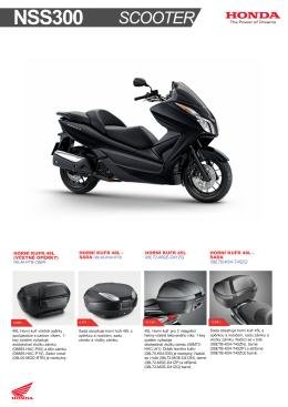 NSS300 - Honda