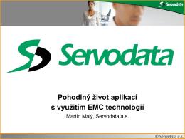 Prezentace EMC.pdf - Storage Vision 2014