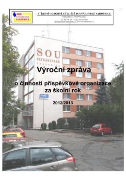 vstup zde - Sou plynárenské Pardubice