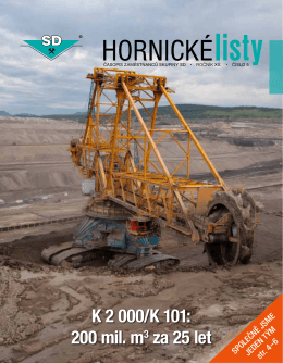 HL05-2012 - Hornické listy