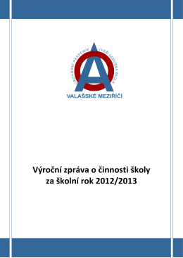 Výroční zpráva 2012-13-pracovní