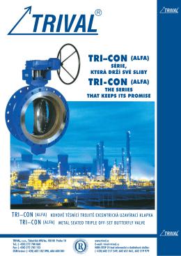 Celý katalog TRI-CON (Alfa)