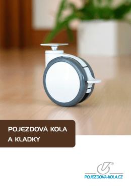 Katalog POJEZDOVÁ-KOLA.CZ - pojezdova