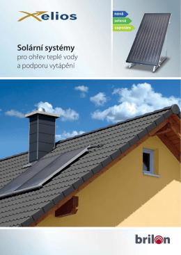 Ploché solární systémy