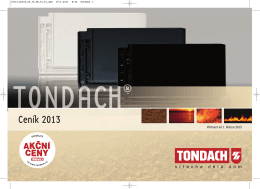 tondach - DK STŘECHY