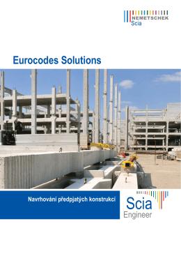 Návrh předpjatých konstrukcí
