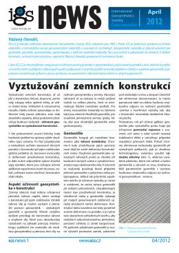 Vyztužování zemních konstrukcí