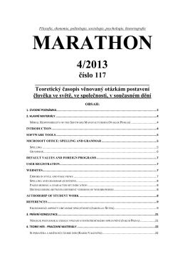 Marathon 117