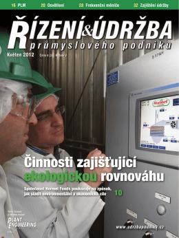 Stáhněte si č. 24 v PDF - Česká společnost pro údržbu