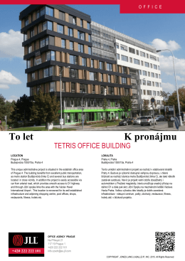 TETRIS OFFICE BUILDING