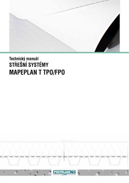 MAPEPLAN T TPO/FPO