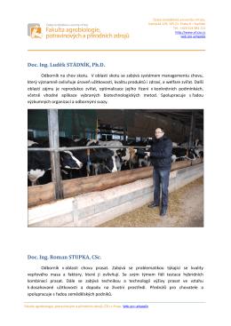 ABPP - Agrobiologie