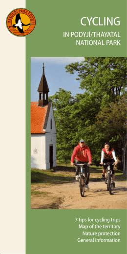 CYCLING - Národní park Podyjí