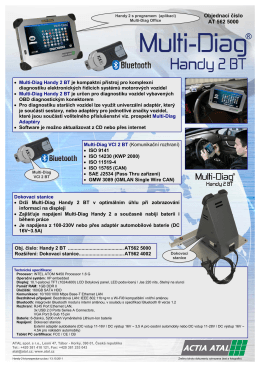 Multi-Diag Handy 2