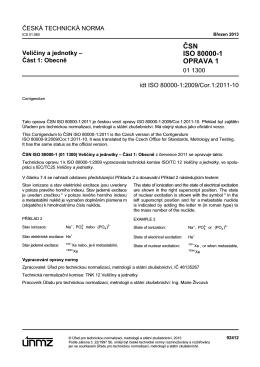 ČSN ISO 80000