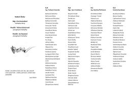 Vedení školy: - Obchodní akademie Kubelíkova