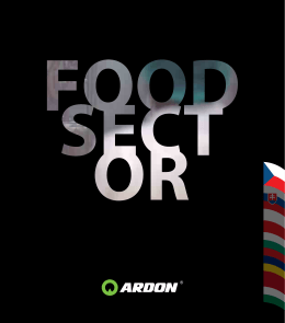 Katalog FOOD SECTOR 2013 (6Mb PDF) - OP