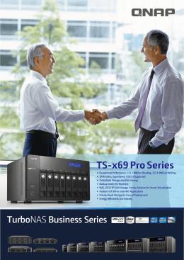 TS-x69 Pro Series