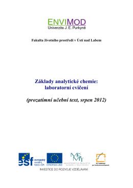 prozatímní učební text, srpen 2012