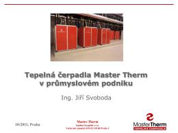 Master Therm Svoboda