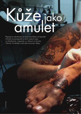 Přepestrý je svět tetování, jež doprovází lidstvo od nepaměti