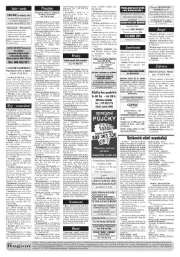 strana 3 - Noviny Region
