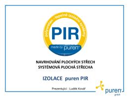 SPS_Prezentace_PUREN_2014 - Sdružení výrobců pro ploché