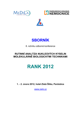 RANK 2012