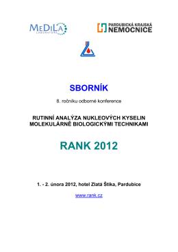 RANK 2012