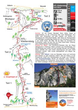 HTL Steig - Klettersteig