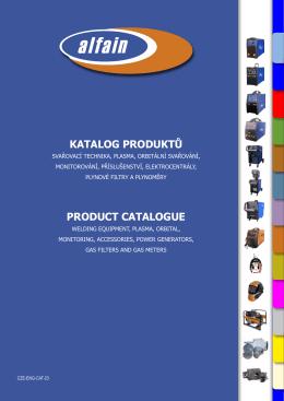 Katalog ALFA IN - PK Realizace sro