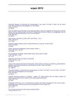 ve formátu PDF - Ústav dějin Univerzity Karlovy a Archiv Univerzity