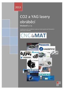 CO2 a YAG lasery obráběcí