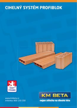 Cihelný systém PROFIBLOK (147-cihelny_system_profiblok.pdf)
