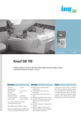 Knauf GB 700