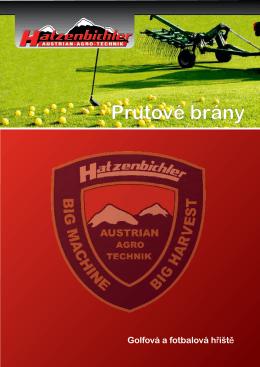 Prutové brány - kverneland group czech