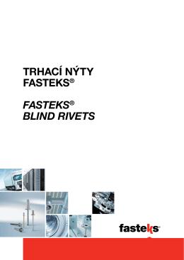 FASTEKS® Trhací Nýty / Blind Rivets | KVT