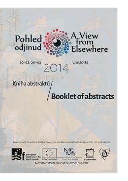 Abstrakta prezentací (.pdf)