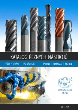 Ceník ostření a renovace nástrojů (2014) - CZK