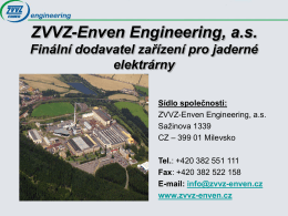 ZVVZ-Enven Engineering, as