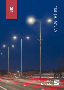 Katalog LED - Artechnic