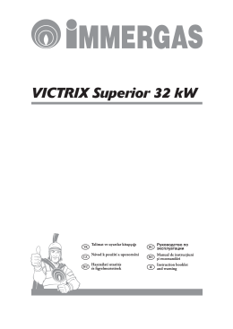 VICTRIX Superior 32 kW