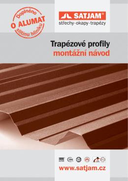 SATJAM MONTÁŽNÍ NÁVOD TRAPÉZY 11_2014.indd