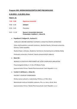 5.10.2013, Brno - ta