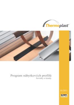 Program nábytkových profilů
