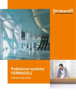 Podlahové systémy FERMACELL